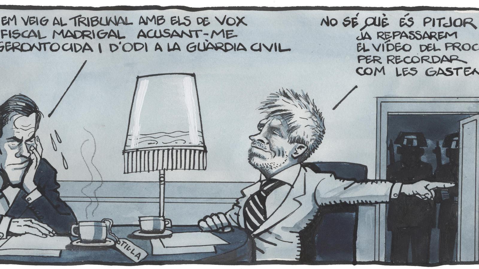 'A la contra', per Ferreres 28/05/2020