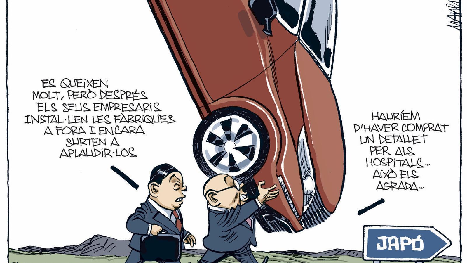 La vinyeta de Manel Fontdevila 31/05/2020