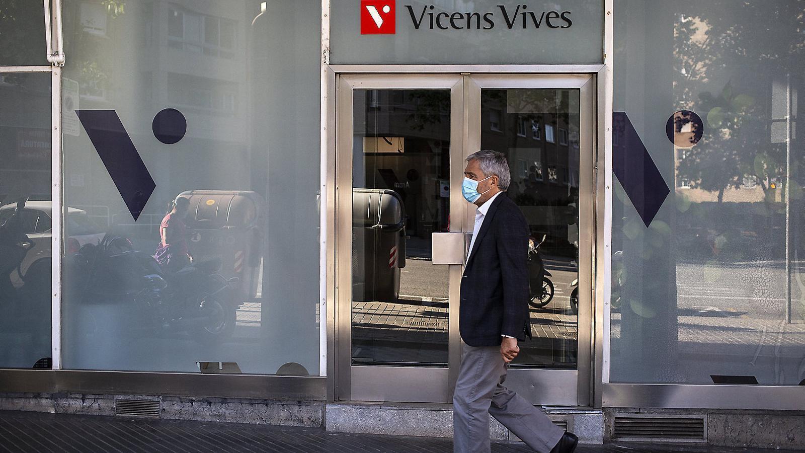 Vicens Vives refinança  deute per 16 milions d'euros