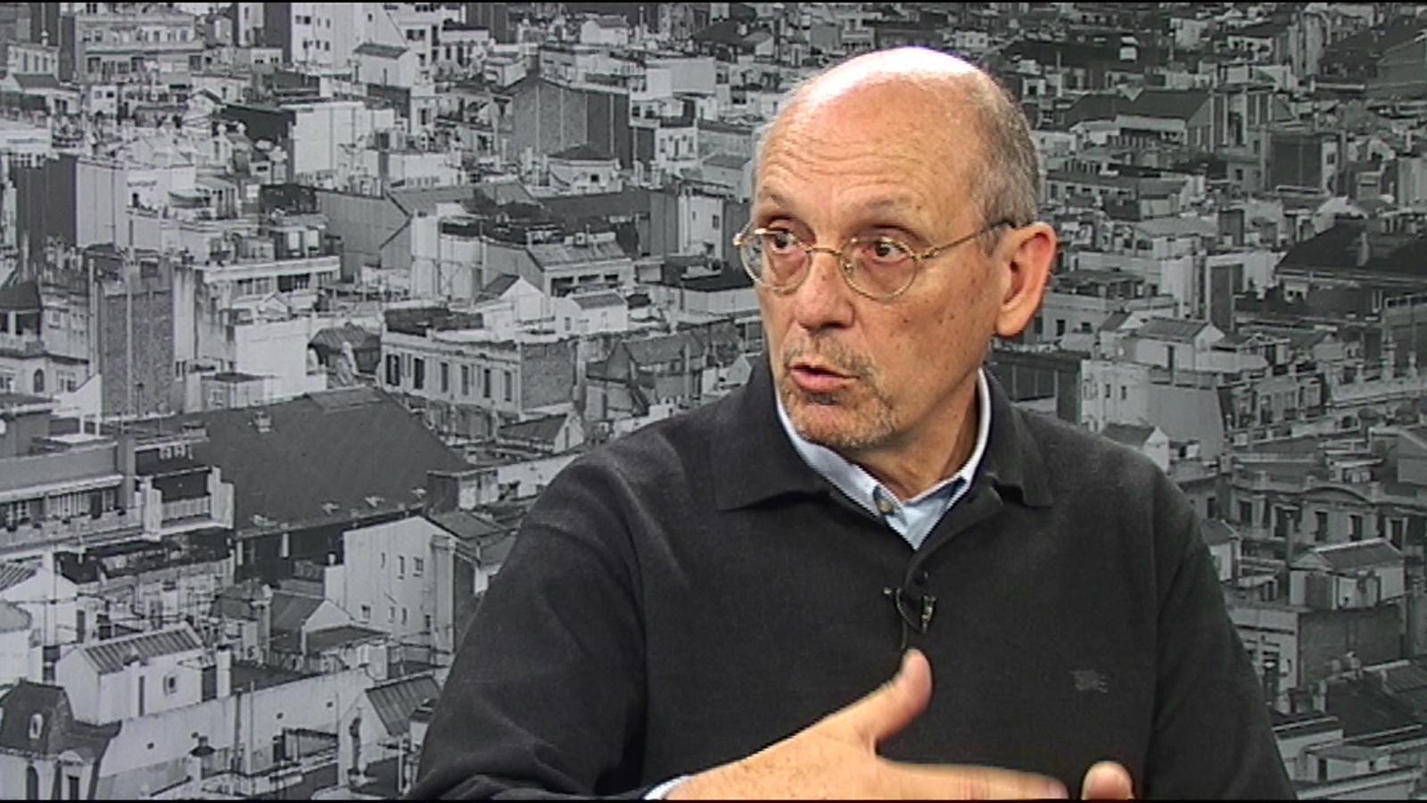 Entrevista d'Antoni Bassas a Mariano Marzo
