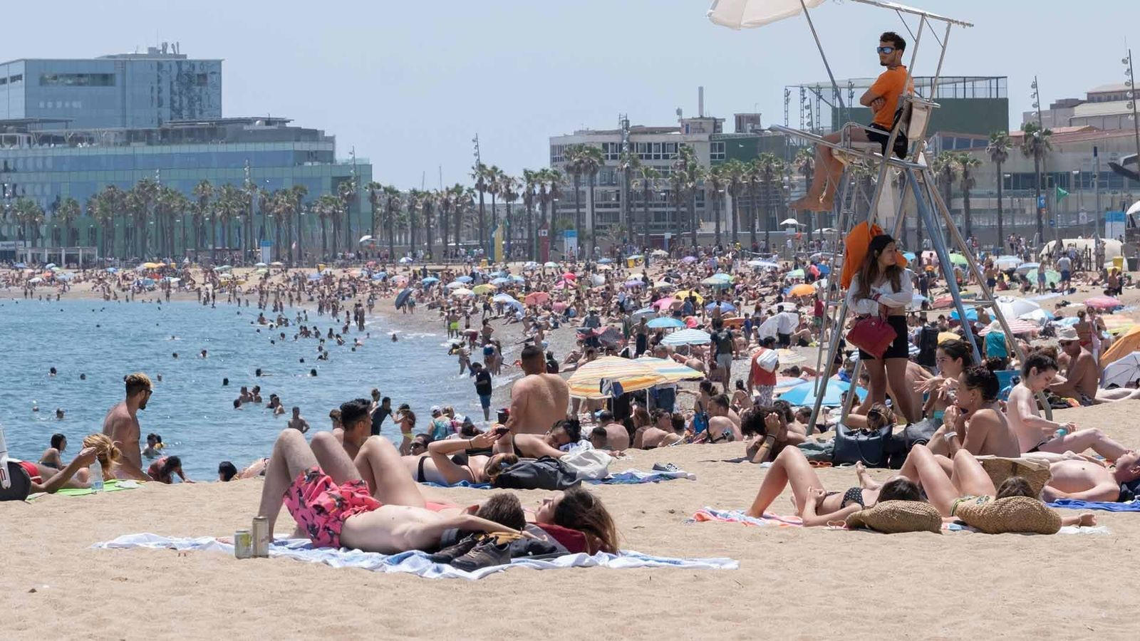 S'omplen les platges, comencen a tornar els turistes, i el viatge de nuvis de Felip i Letizia: les claus del dia, amb Antoni Bassas (22/06/2020)