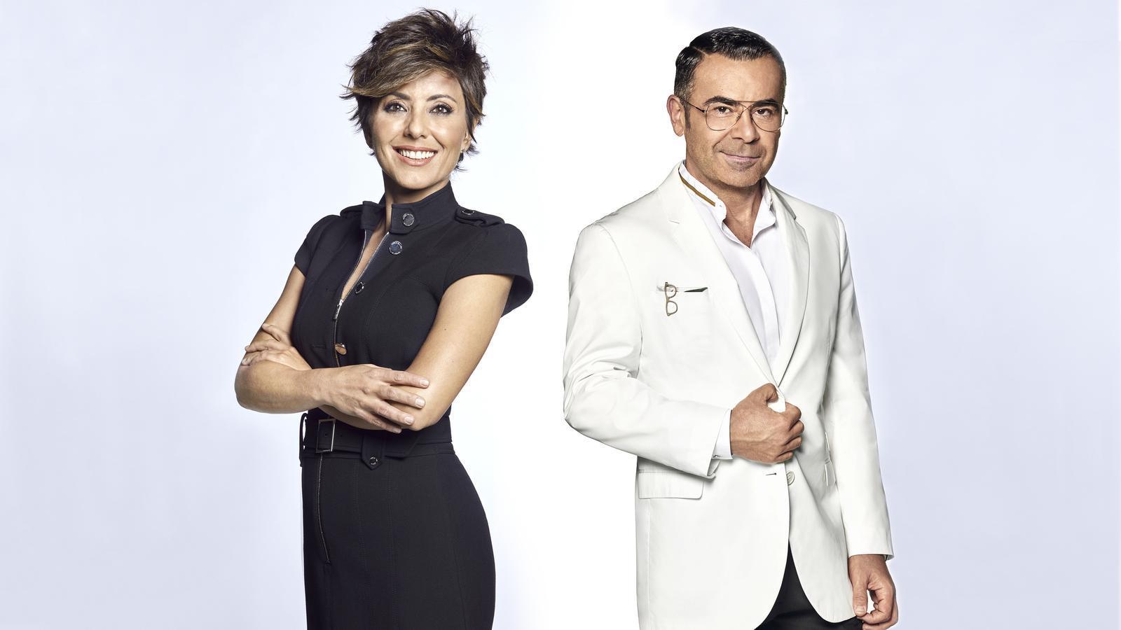 Sonsoles Ónega i Jorge Javier Vázquez presentaran 'La casa fuerte'