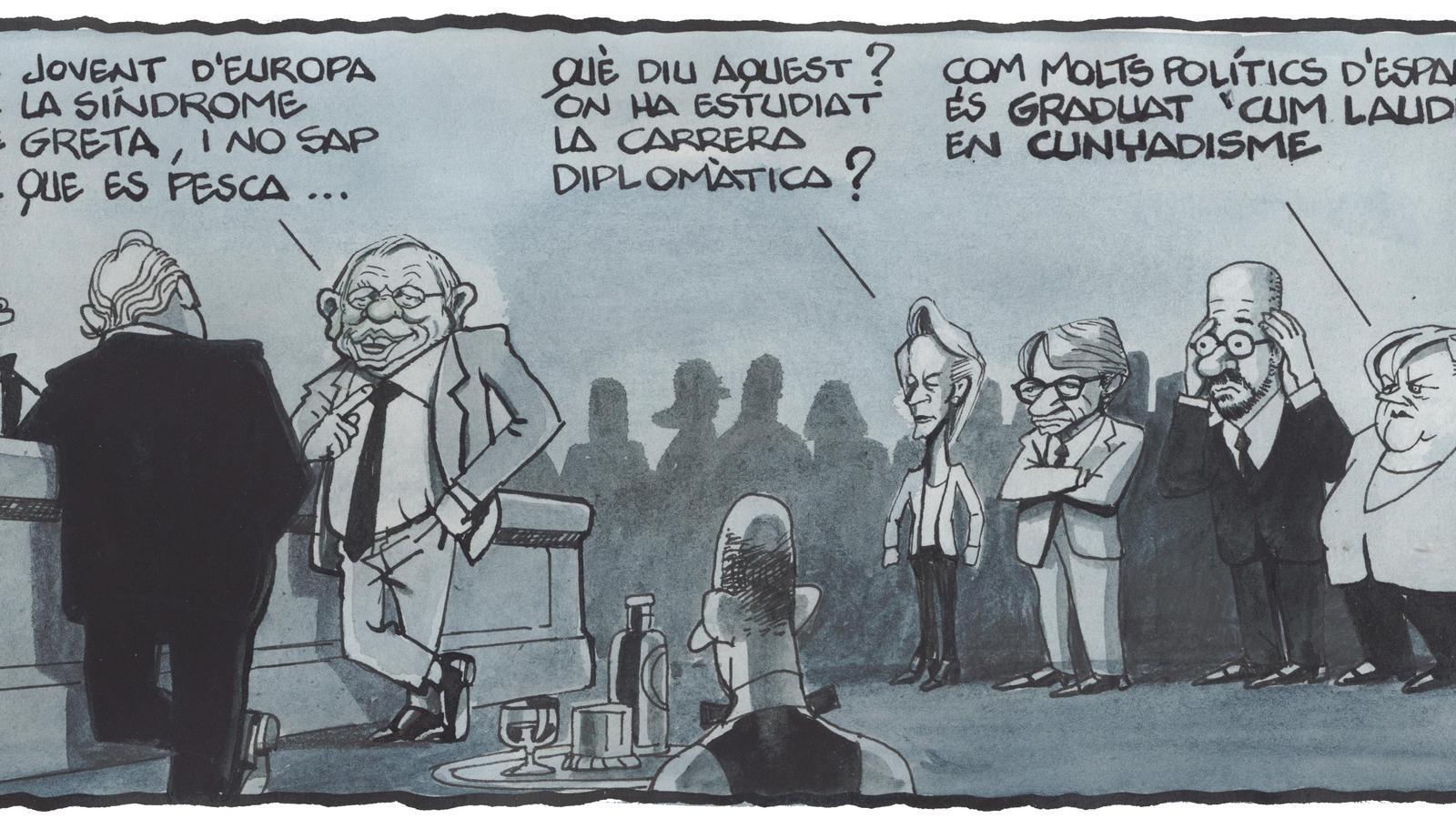 'A la contra', per Ferreres 13/02/2020