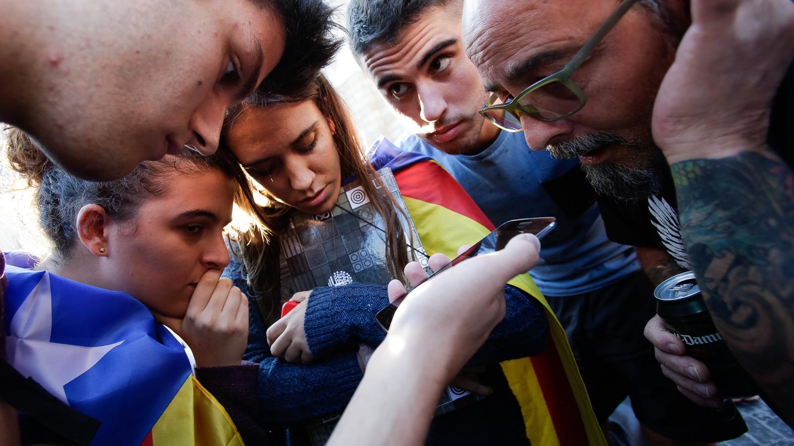Set dies d'octubre: les 140 hores que van canviar Catalunya