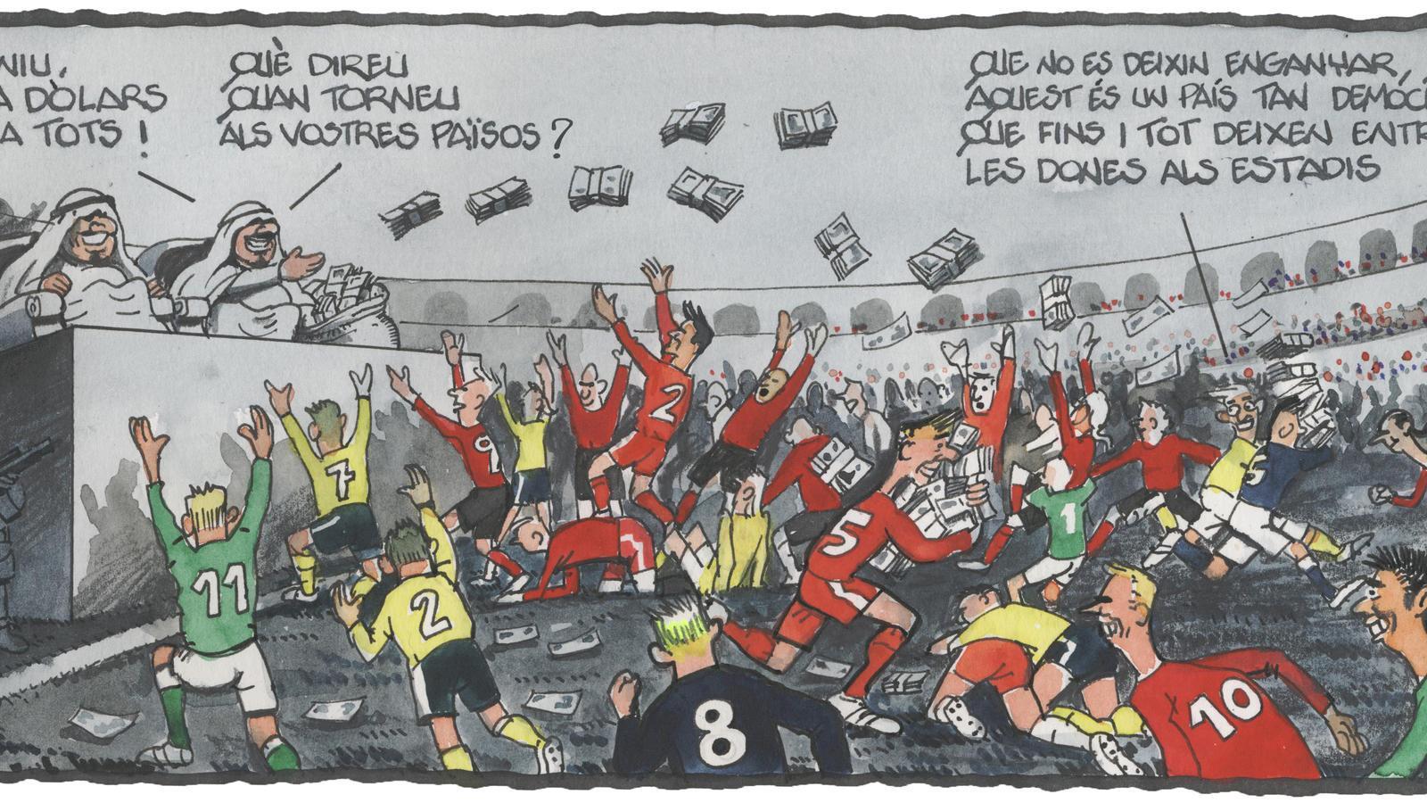 'A la contra', per Ferreres 14/01/2020