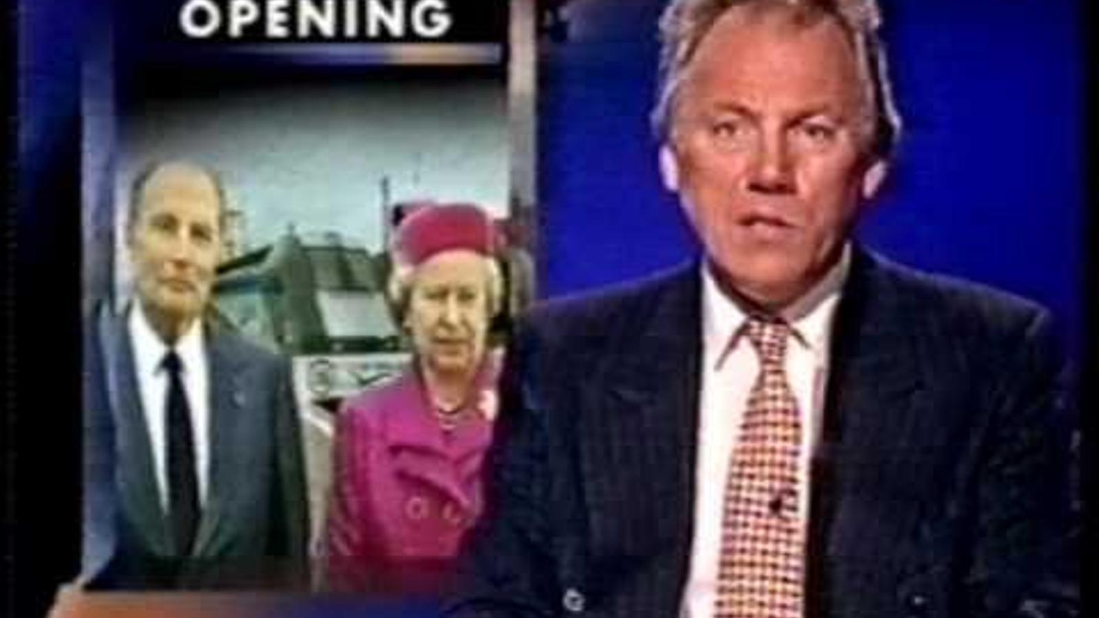 El pont sobre el Canal de la Mànega, darrera fantasia de Boris Johnson?