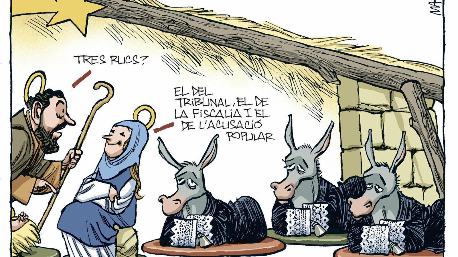 La vinyeta de Manel Fontdevila 22/12/2019