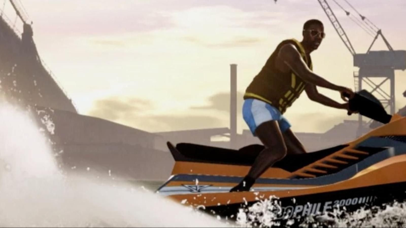El tràiler de 'Grand Theft Auto V'