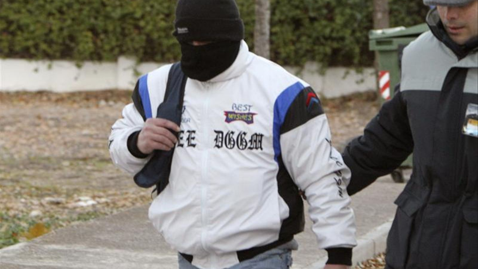 Miguel Ricart, l'assassí d'Alcàsser, ja ha sortit de la presó