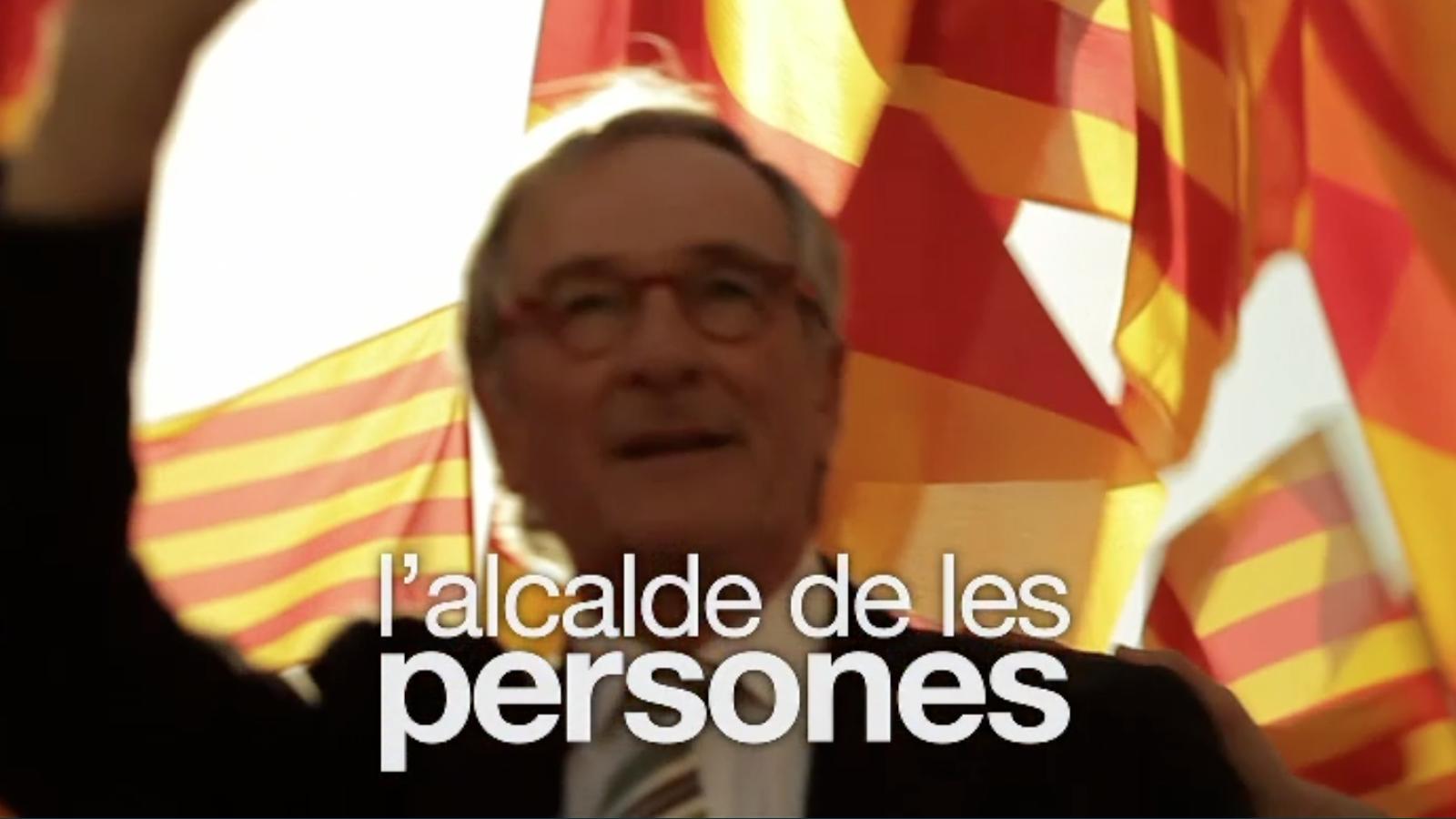 'L'alcalde de les persones', vídeo electoral de CiU amb Xavier Trias