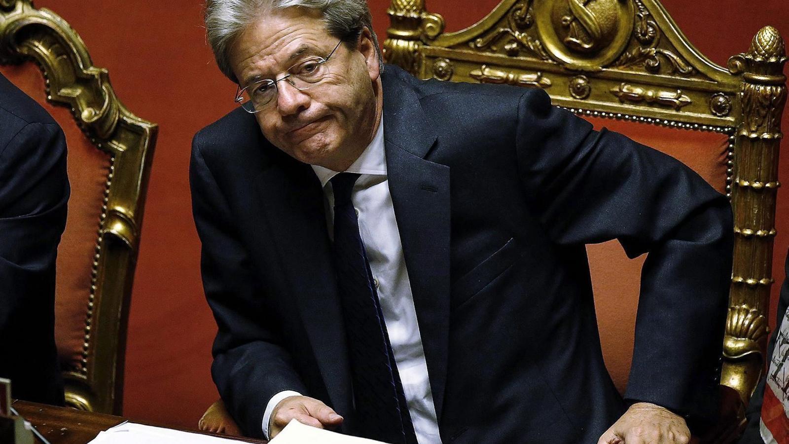 Itàlia confia en Paolo Gentolini
