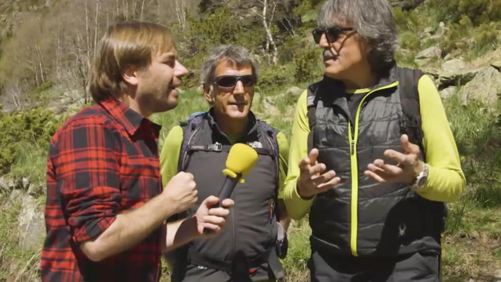 Avançament del programa 'El Foraster' sobre Andorra