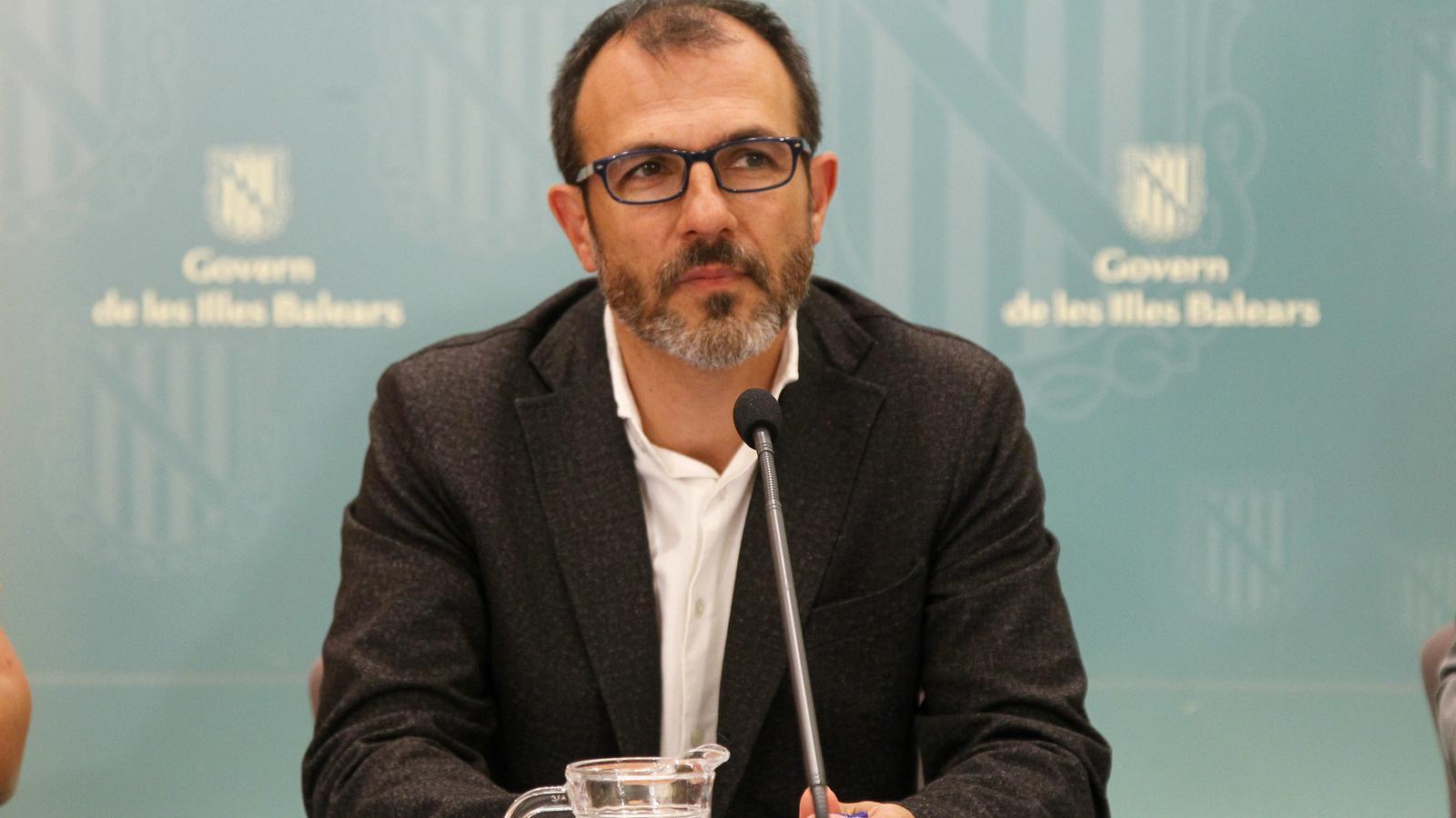 El Govern reclamarà més fons europeus pel reconeixement de la insularitat