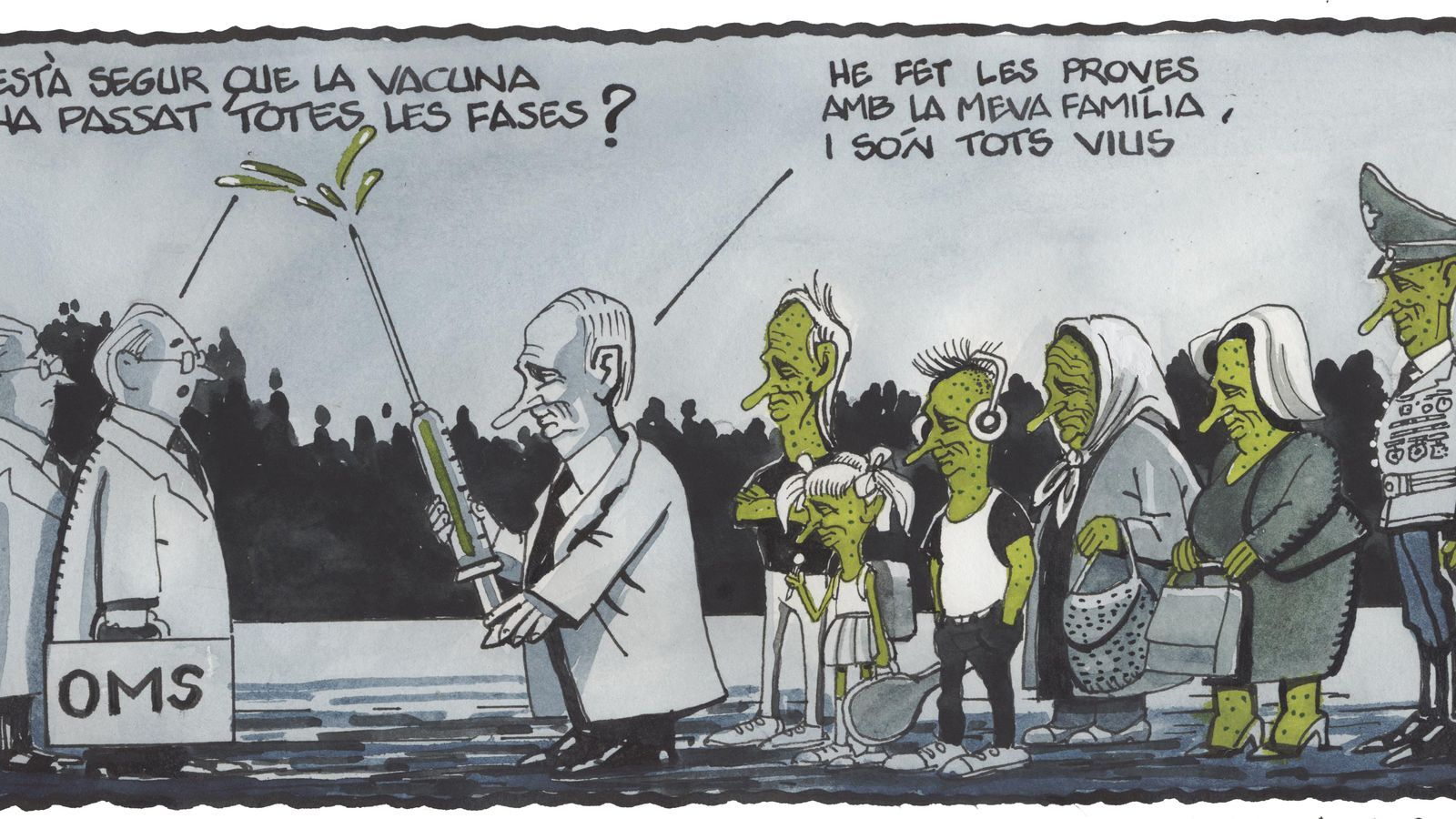 'A la contra', per Ferreres 16/08/2020