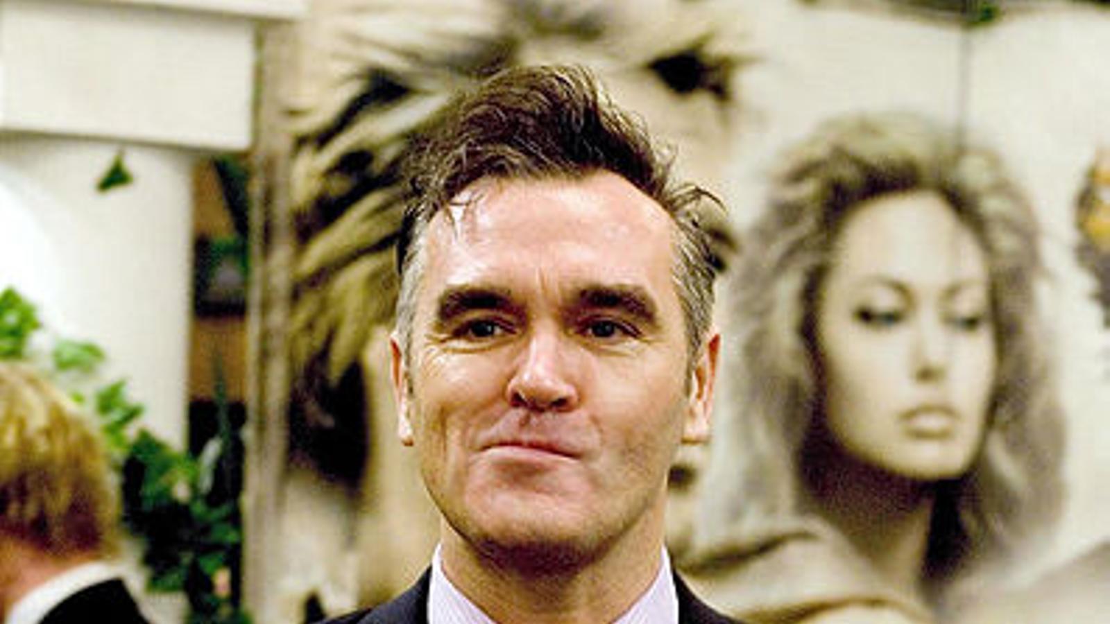 Morrissey et porta al llit amb el seu nou single