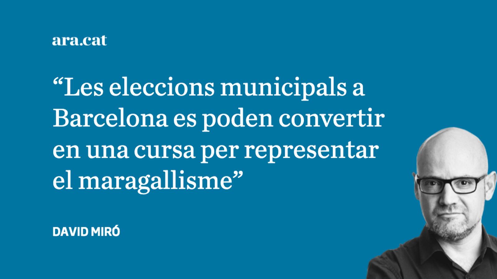 L'establishment ja té candidat a la capital: Manuel Valls
