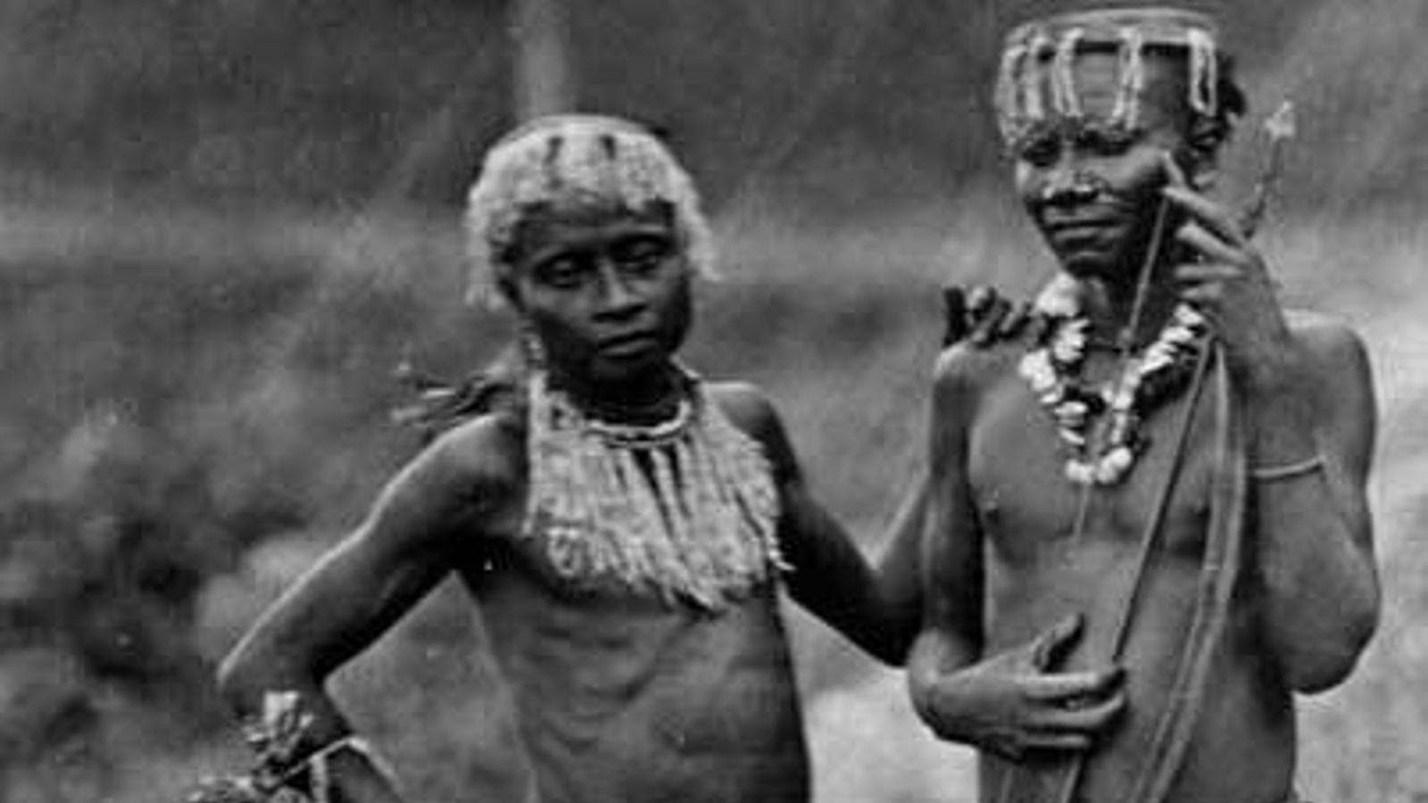Els pigmeus de l'illa d'Andaman, a l'Oceà Índic, tenen gens d'un antic homínid que no s'havia descrit fins ara