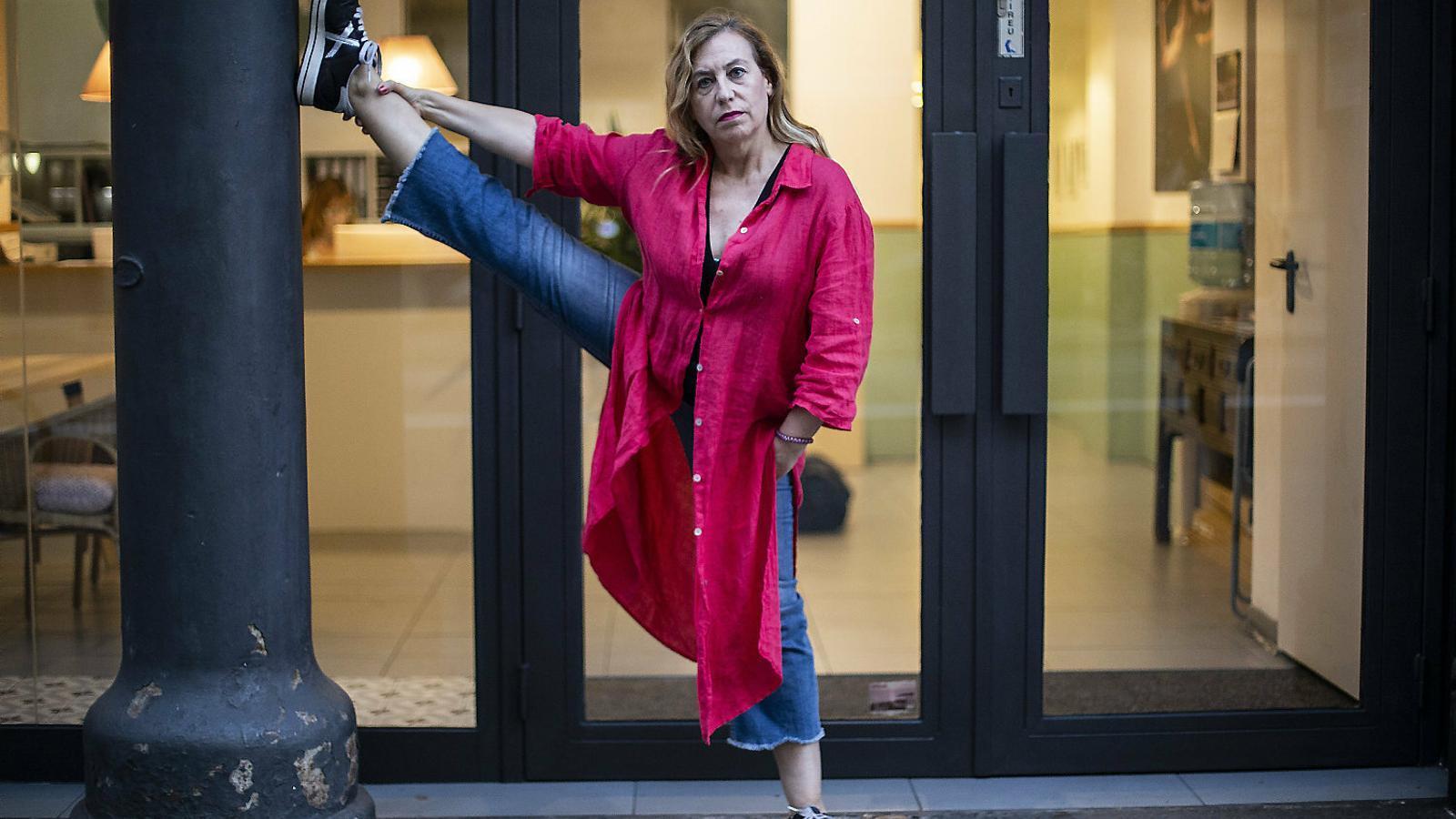 """Maria Rovira: """"Catalunya hauria de tenir una companyia nacional de dansa"""""""