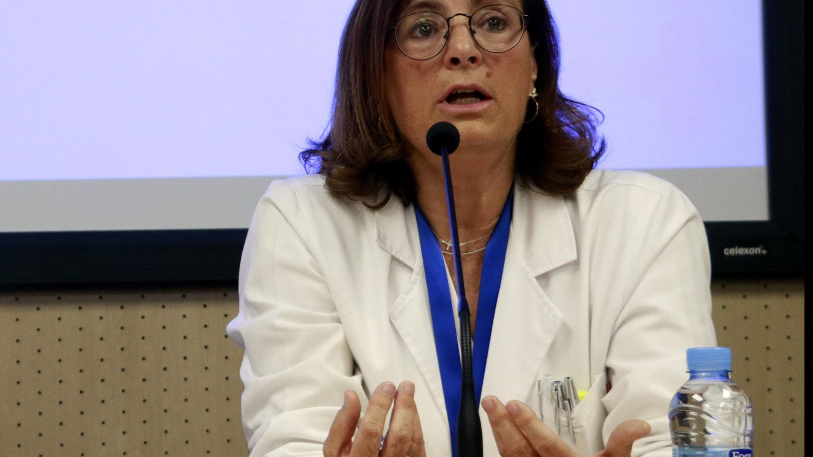"""Magda Campins: """"Detectar precoçment els casos és clau per controlar la transmissió"""""""