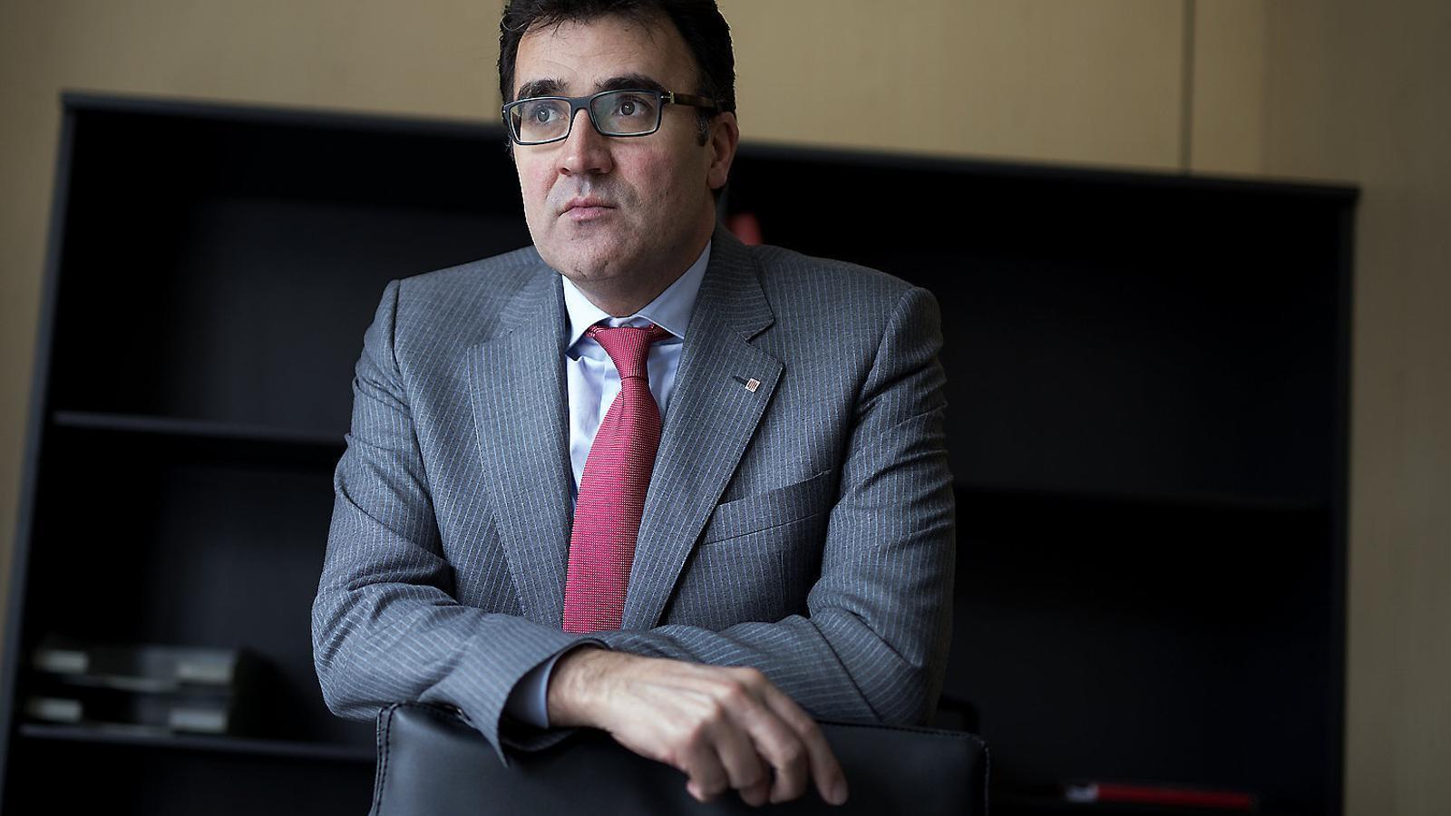 La Hisenda catalana gestionarà el pagament d'impostos a l'Estat a partir de l'octubre