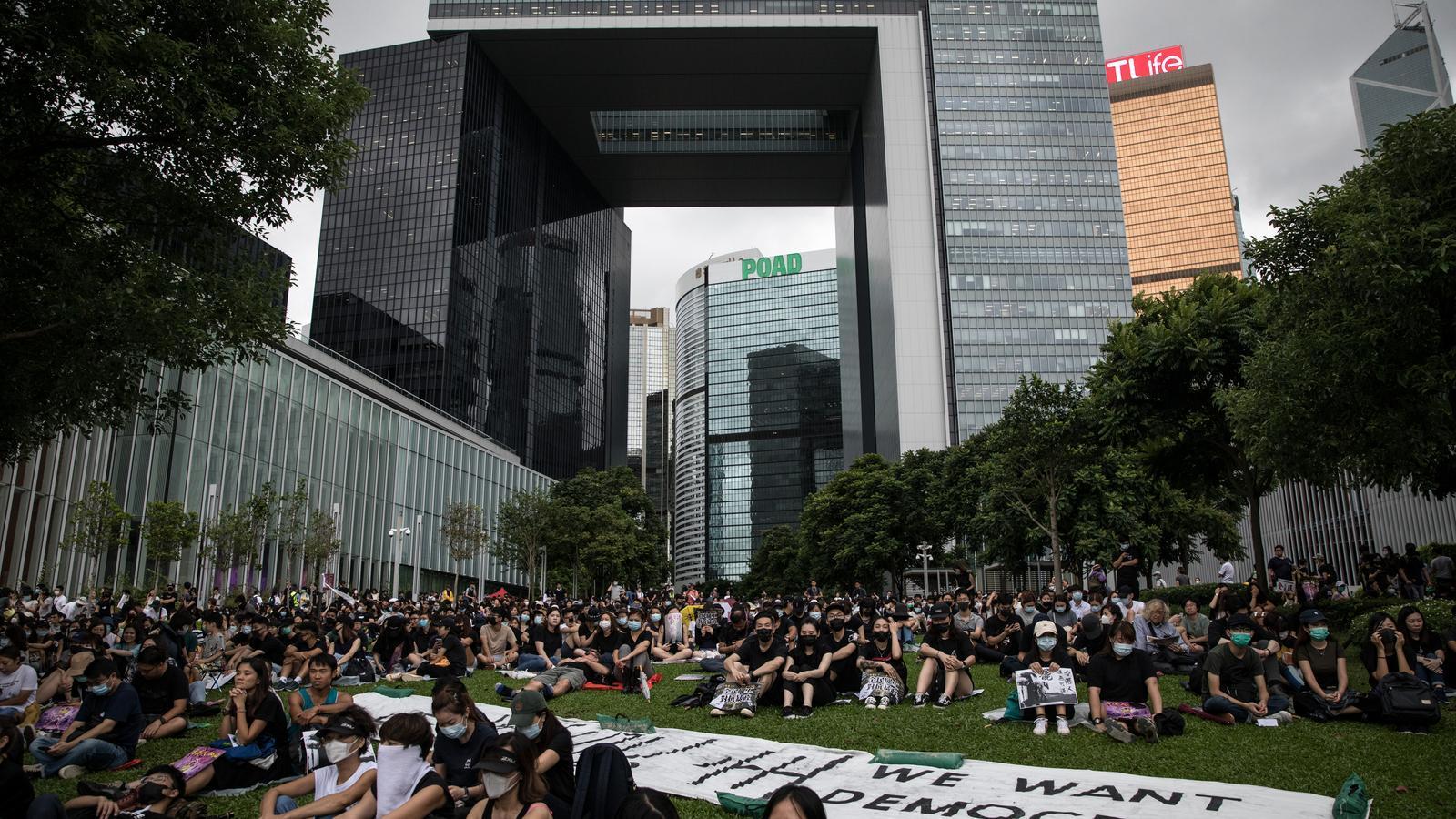 Hong Kong anuncia la retirada del projecte de llei d'extradició