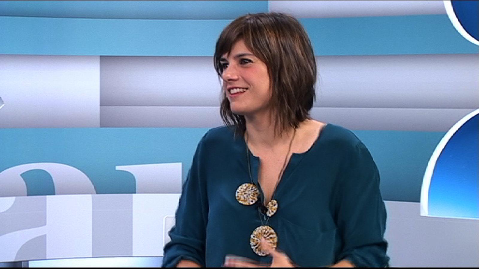 Ariadna Oltra: Quan faig una entrevista, hi ha molt pocs casos que em plantegi: vull treure aquest titular