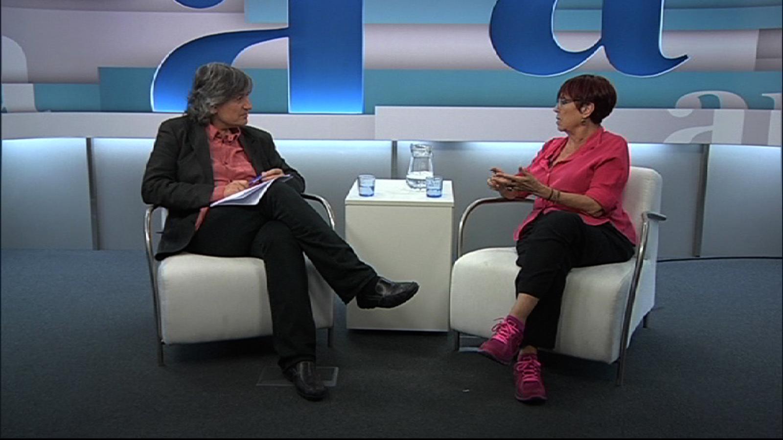 Entrevista completa de Carles Capdevila a Maruja Torres, per 'Ara TV Premium'