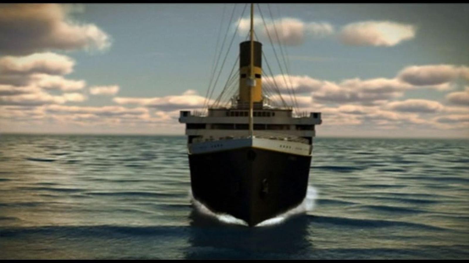 Un milionari australià construeix una rèplica del 'Titanic'
