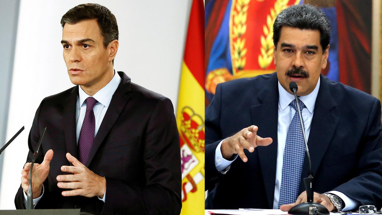 L'anàlisi d'Antoni Bassas:  '«Democràcia plena significa que no hi hagi presos polítics a Veneçuela», segons Pedro Sánchez'