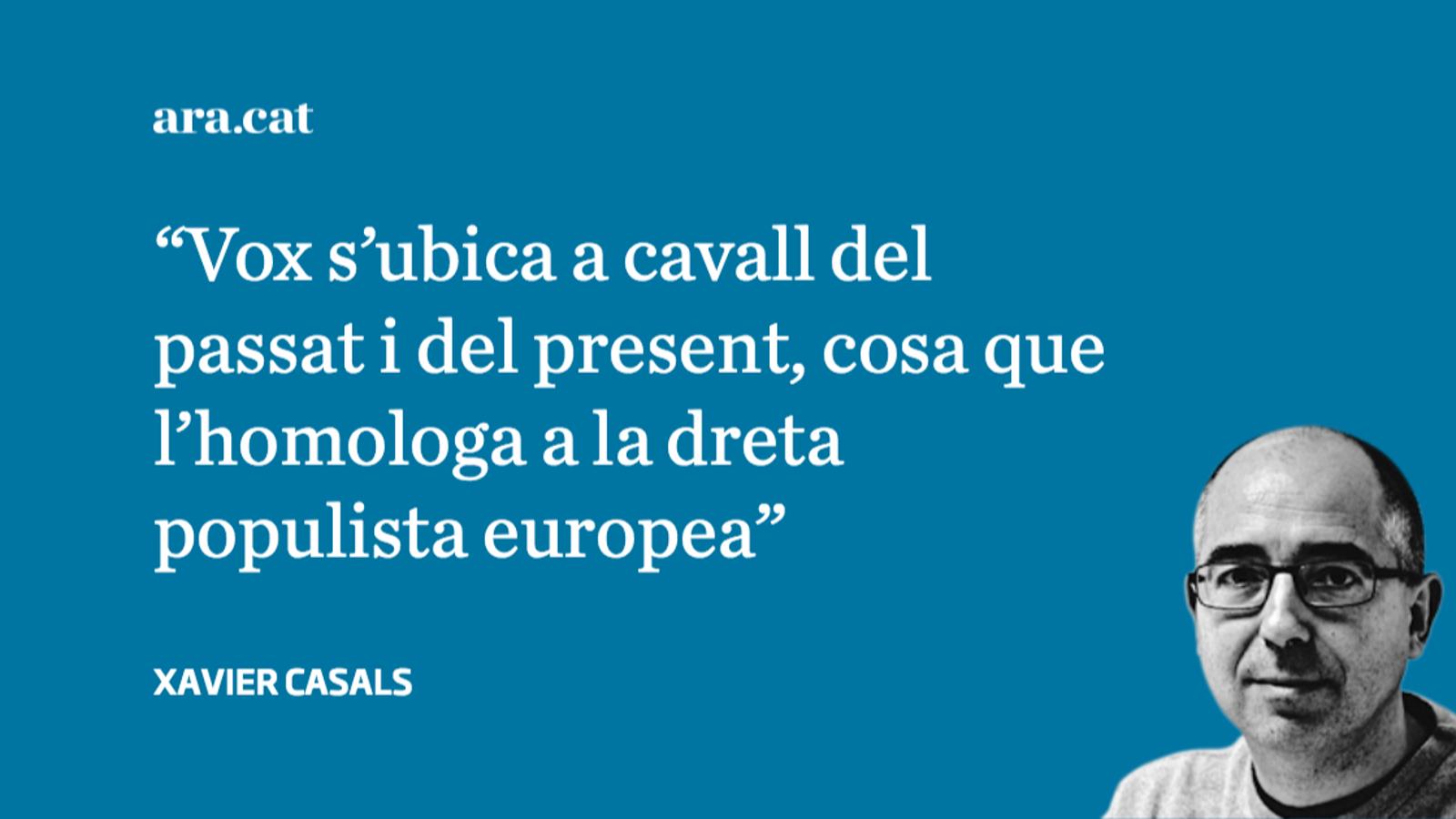 """Vox: la ultradreta que creix per tornar a fer """"gran"""" Espanya"""