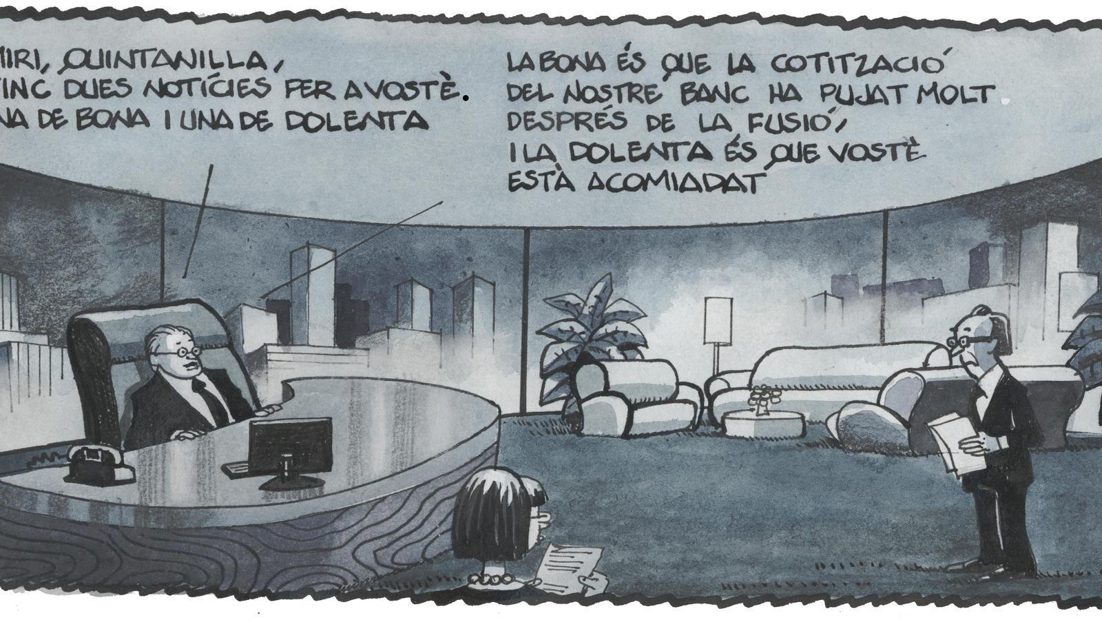 'A la contra', per Ferreres 09/09/2020