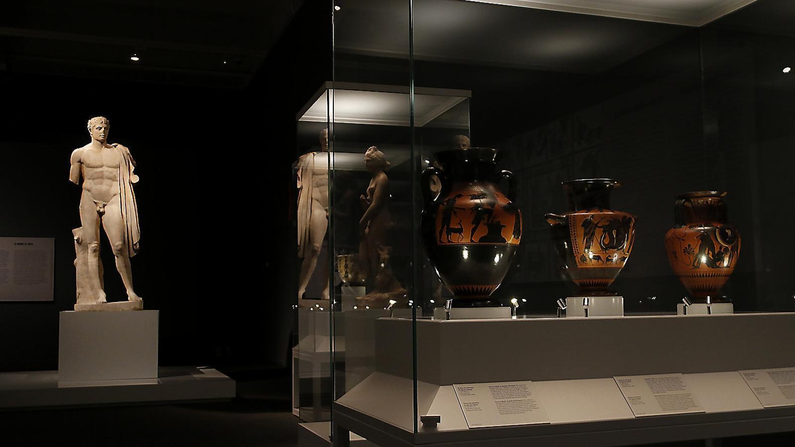 Dels Jocs Olímpics a les guerres: l'Antiga Grècia  i l'esperit competitiu