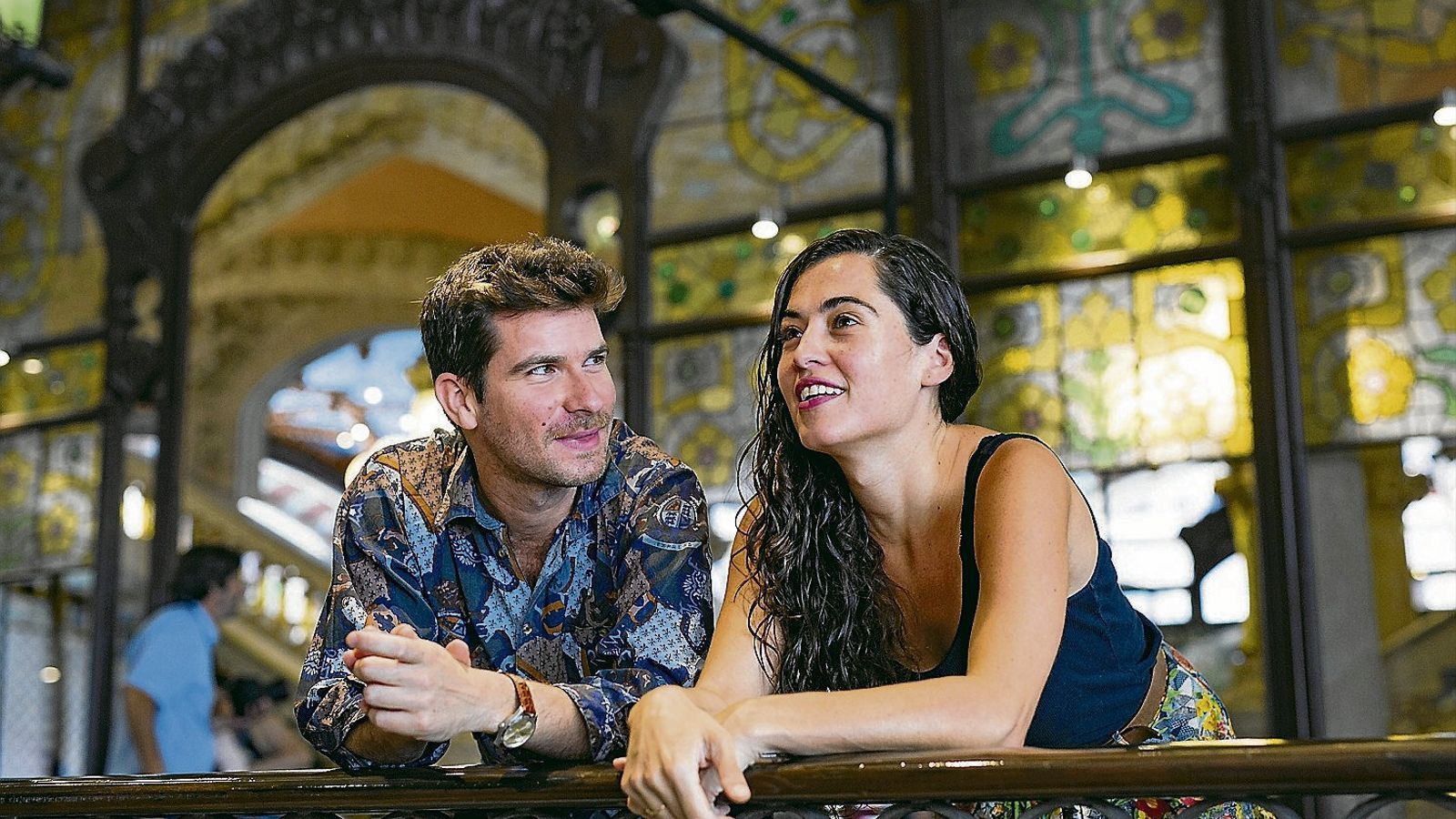 Marco Mezquida i Sílvia Pérez Cruz