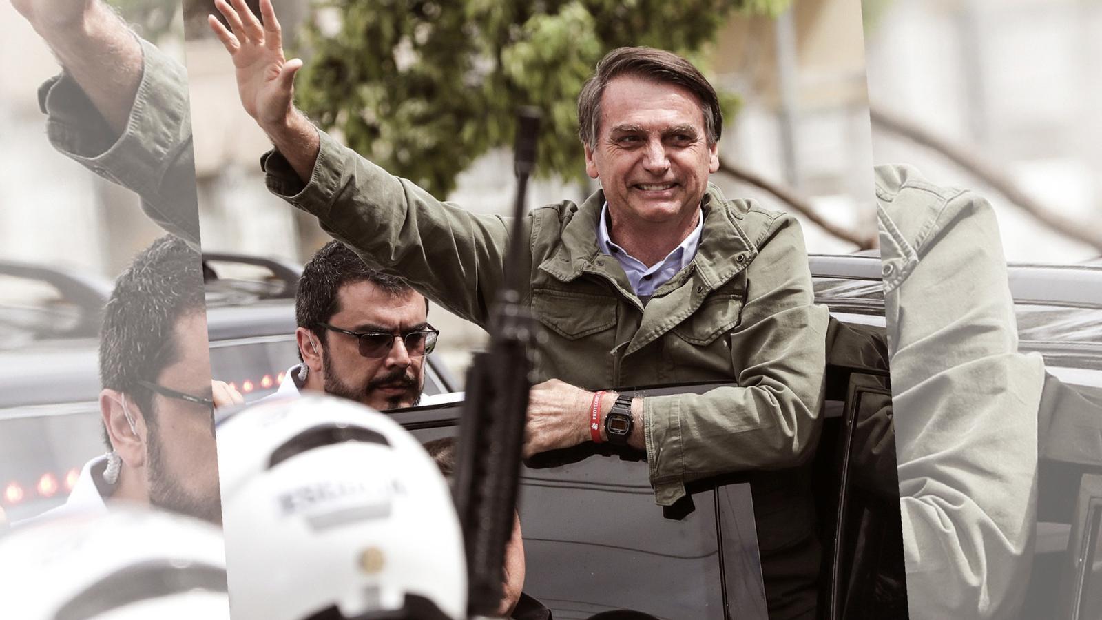 L'anàlisi d'Antoni Bassas: 'Bolsonaro o el pitjor de nosaltres mateixos'