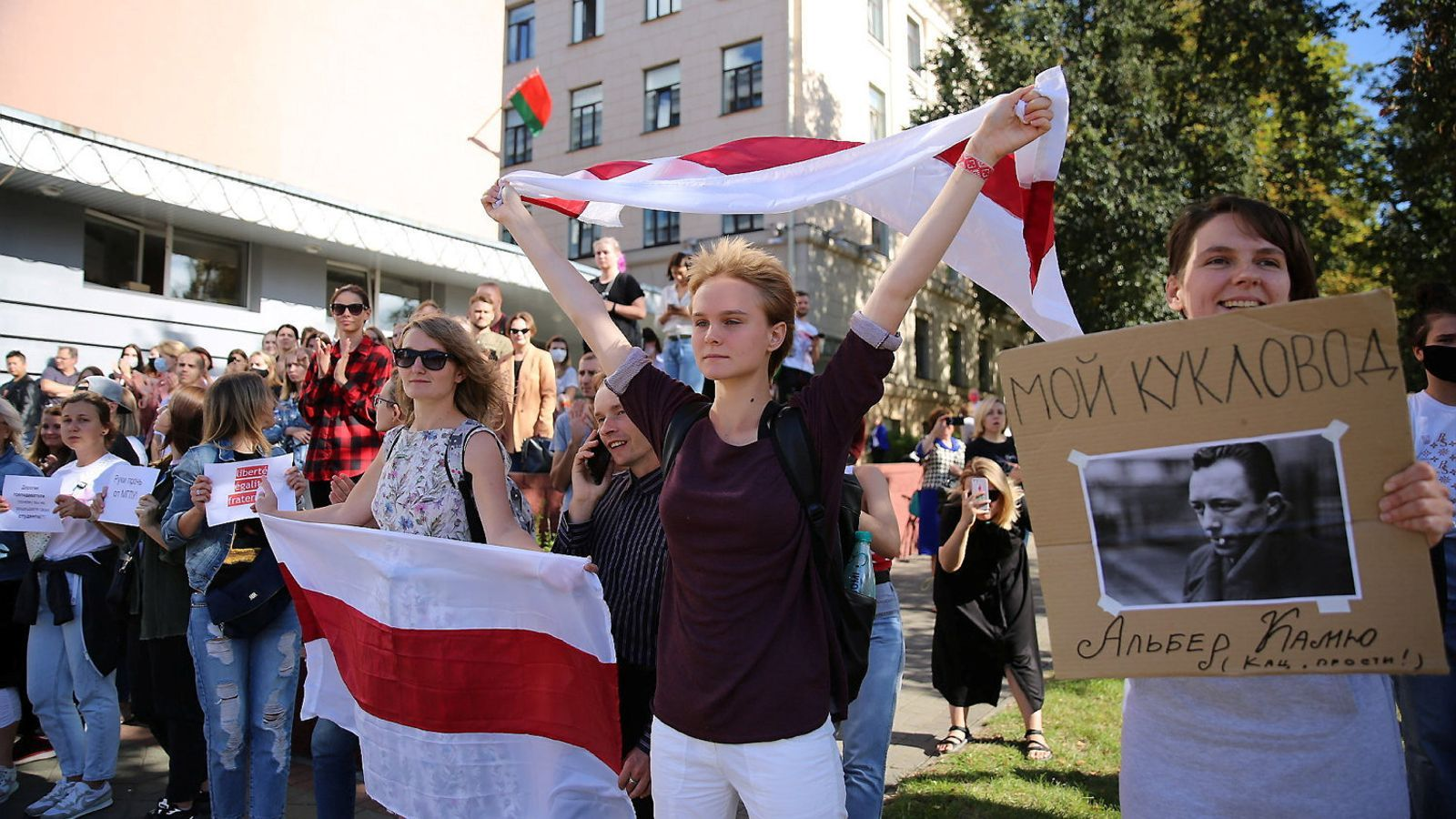Lukaixenko, el president que no parla la llengua del seu país