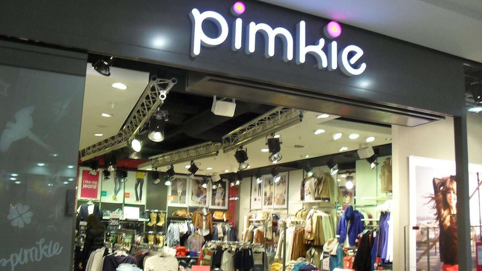 La cadena francesa Pimkie tanca 17 botigues a Espanya, dues de les quals a Catalunya