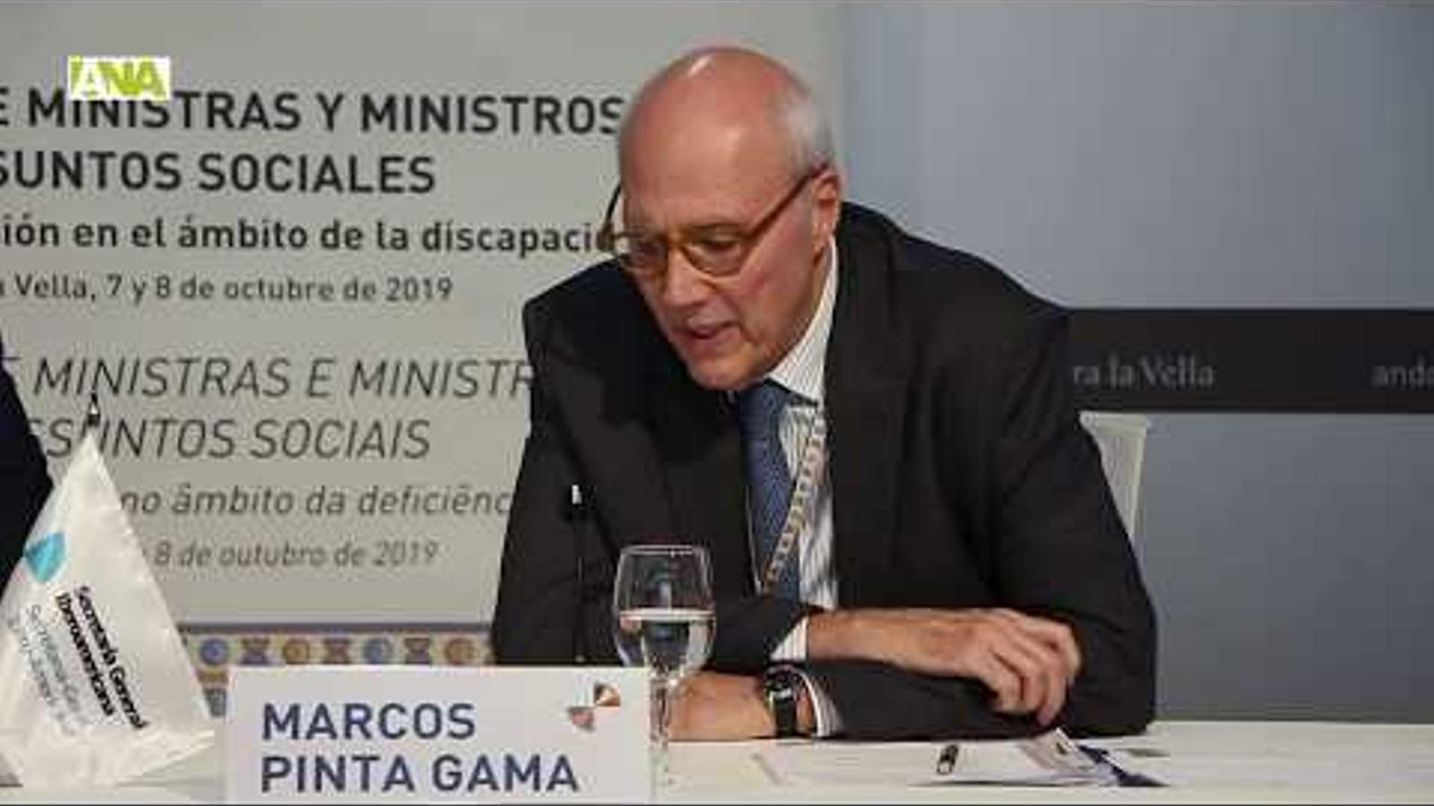 Conclusions de la 2a reunió iberoamericana de ministres d'Afers Socials