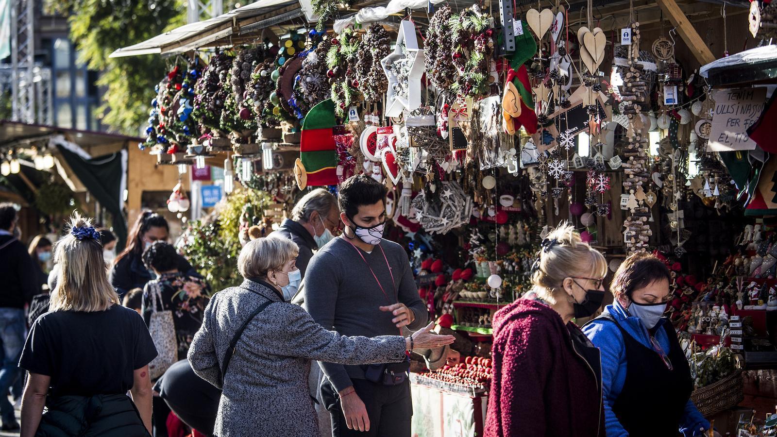 Salut tem que la població es relaxi massa ja abans de Nadal