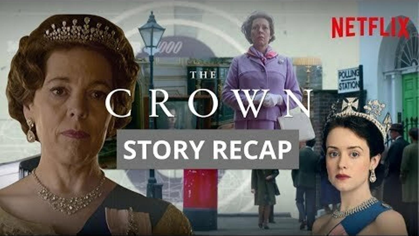 'The Crown', tercera temporada