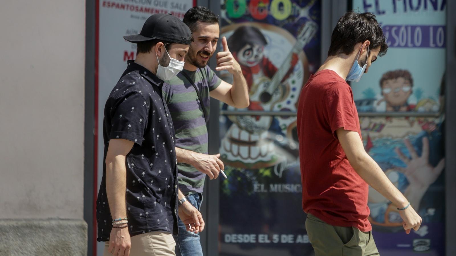 Madrid registra molts menys casos que Catalunya, però més hospitalitzacions