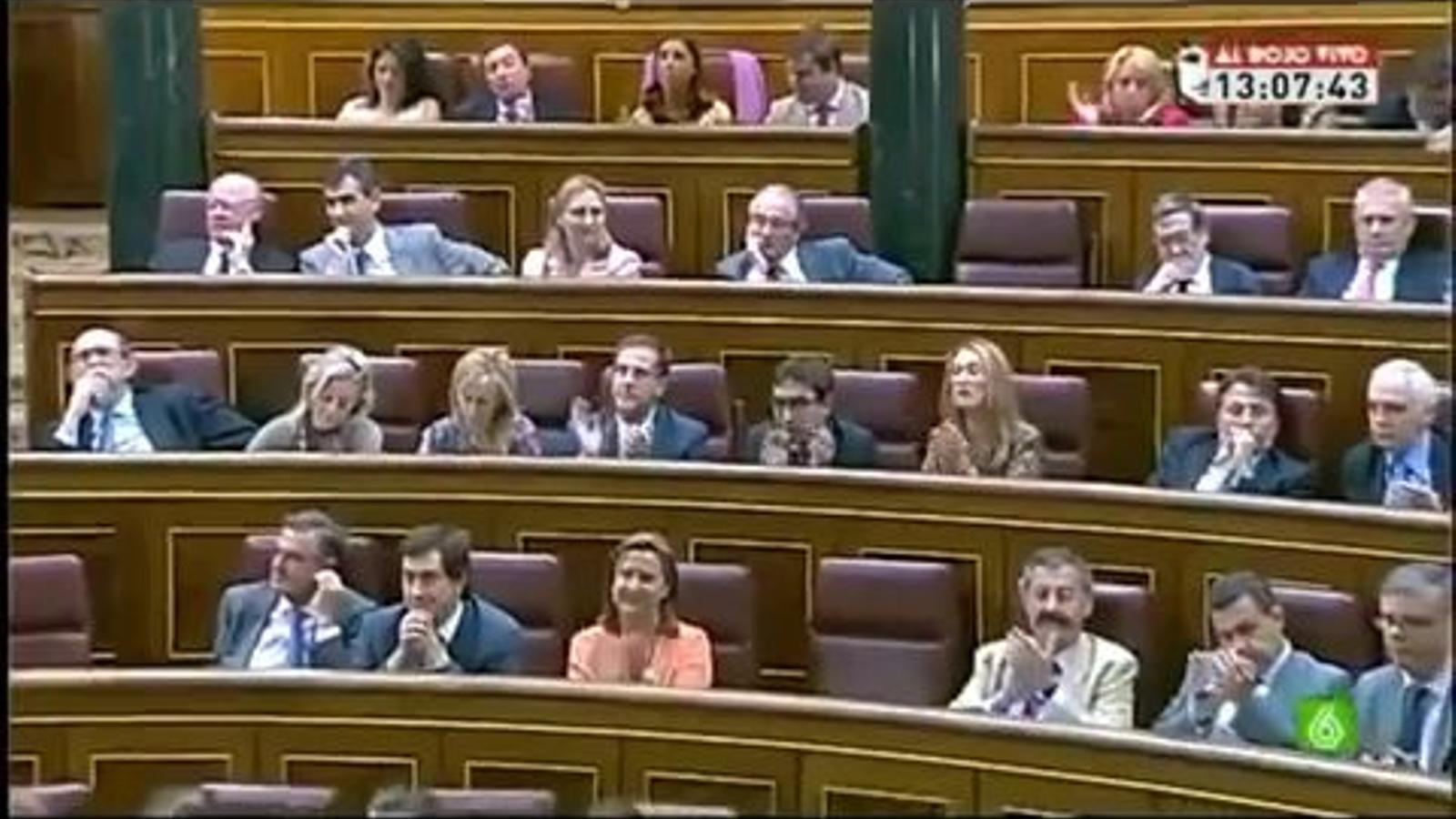 La filla de Carlos Fabra, diputada del PP: Que se jodan
