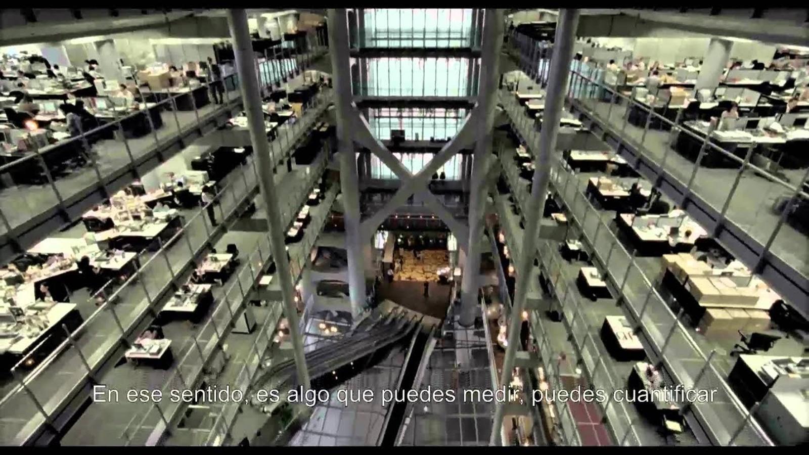Tràiler del documental '¿Cuanto pesa su edificio, Sr. Foster?'