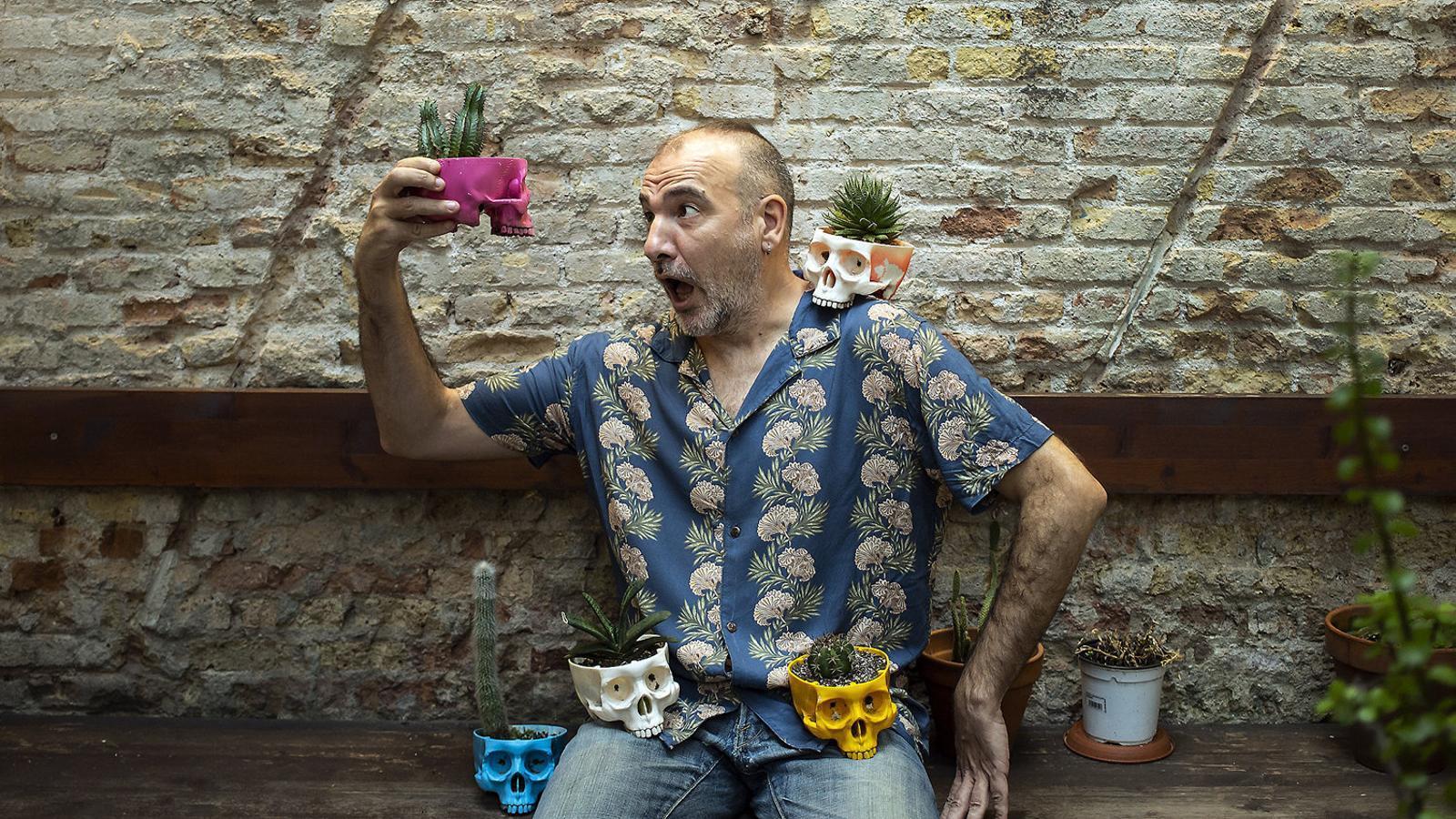 """Guillem Sala: """"Una societat diversa com la catalana necessita una cultura inclusiva"""""""