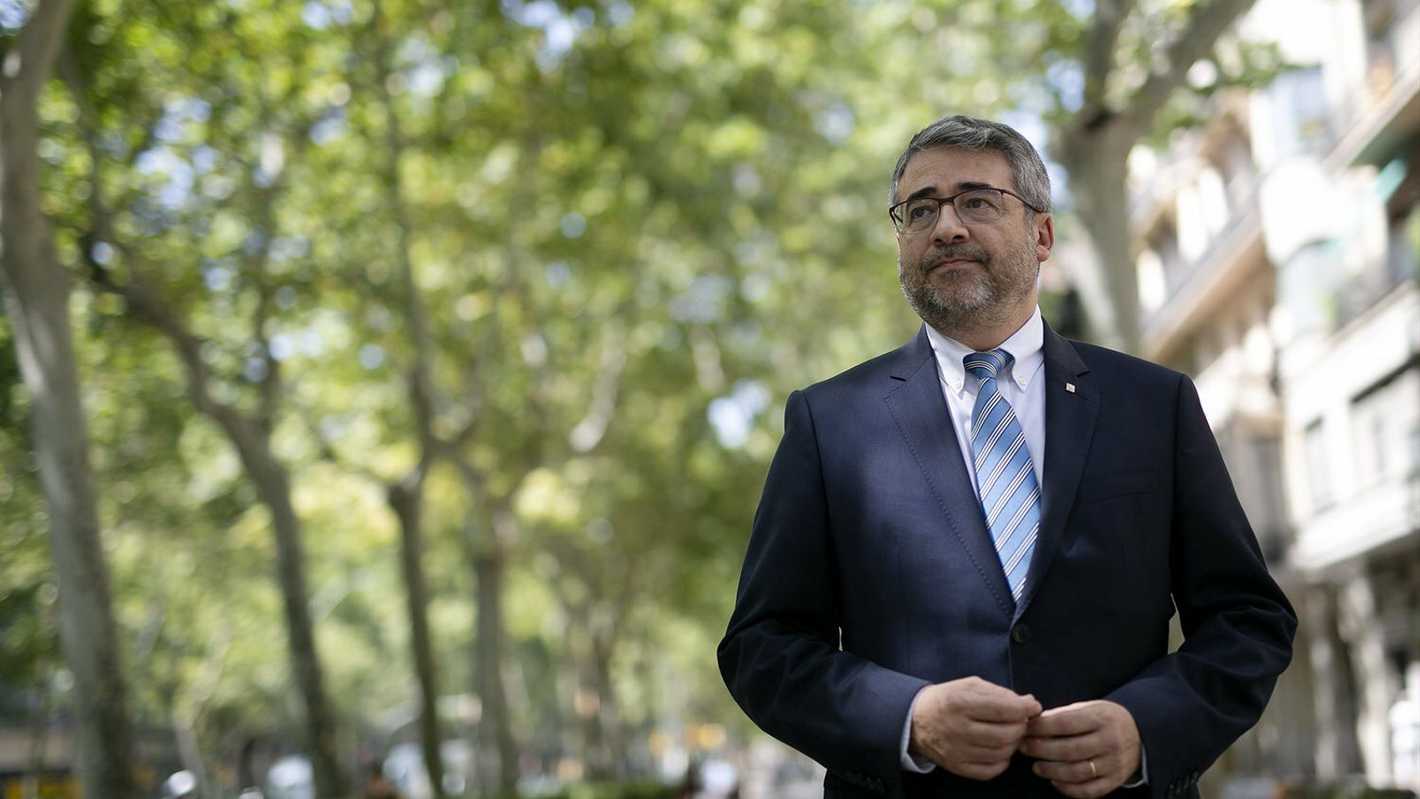 """El director dels Mossos nega una crisi de seguretat a Barcelona però admet """"problemes"""""""
