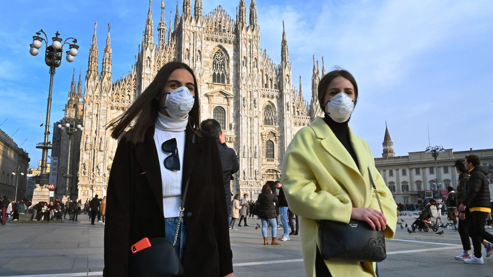 Cinc morts a Itàlia pel coronavirus