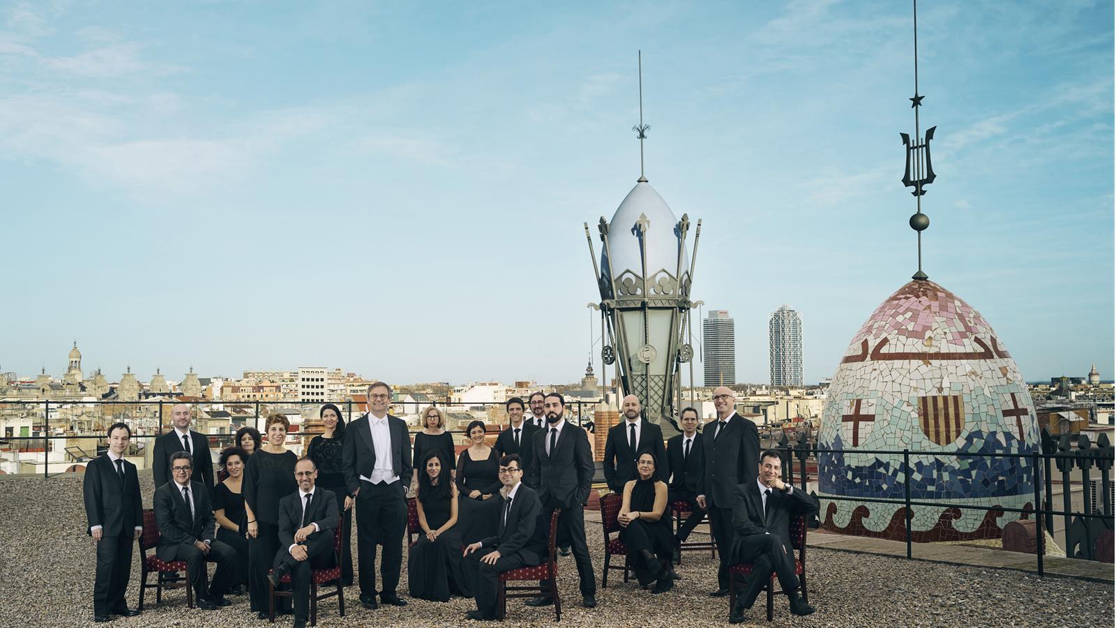 Cor de Cambra del Palau de la Música Catalana. / ORDINO CLÀSSIC