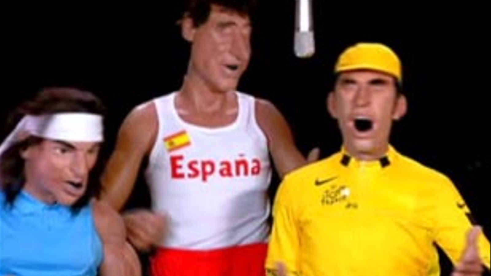 Els guinyols canten Que viva España