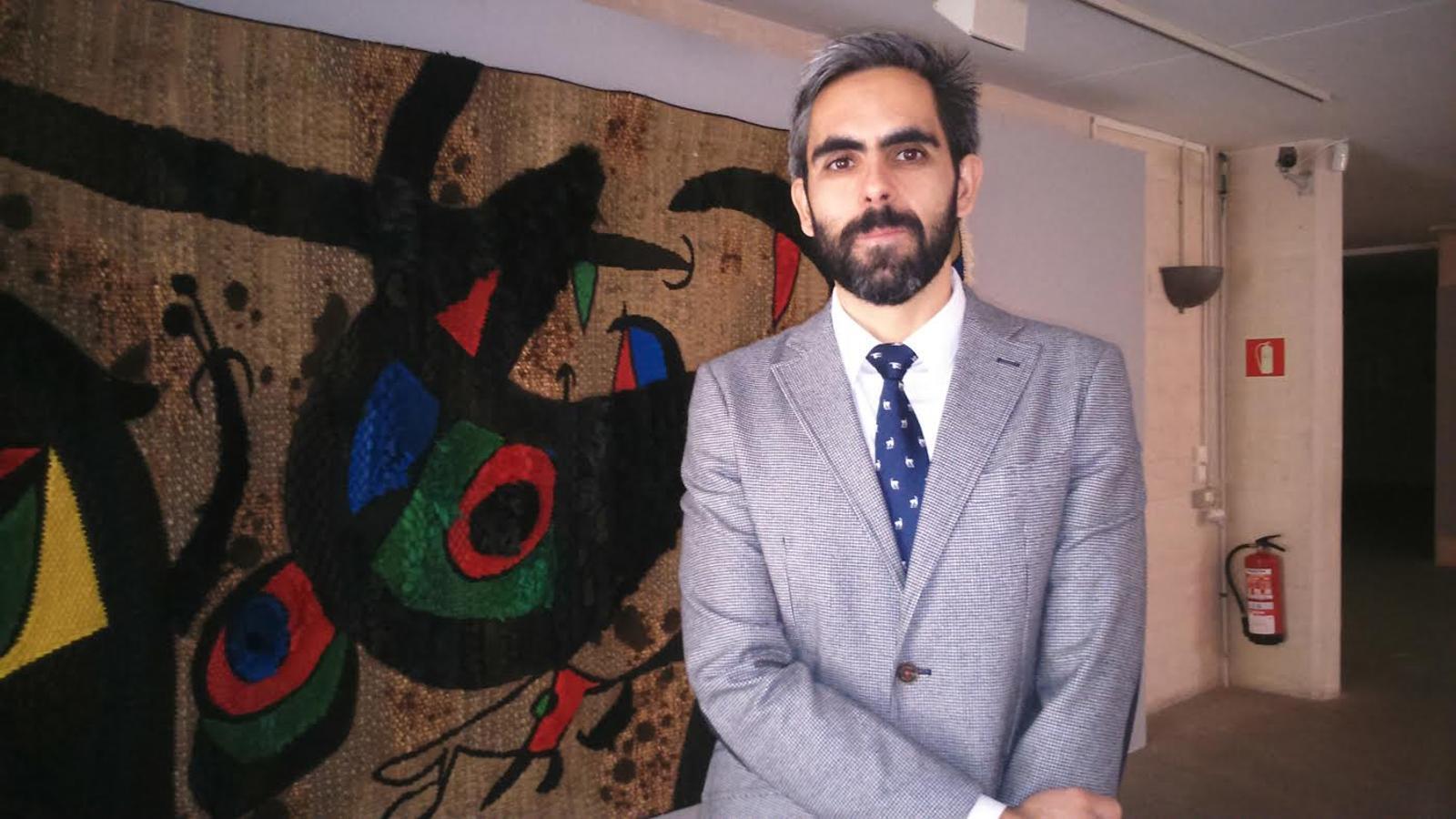 La Fundació Miró aposta per un director sense experiència en gestió cultural