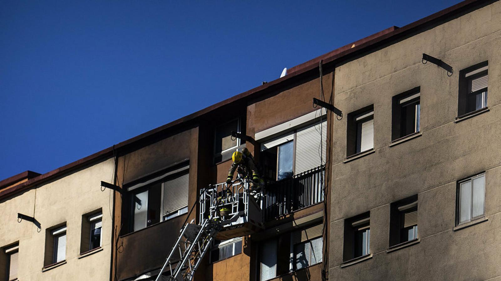 Els Bombers de la Generalitat no avisen de la pobresa energètica