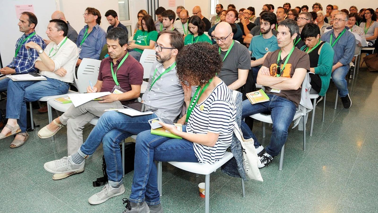 L'assemblea de Més per Menorca tindrà un pes cabdal en la presa de decisions.
